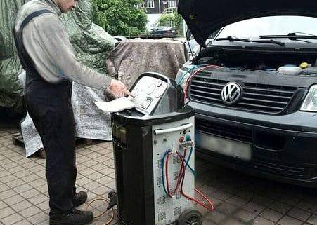 Klimaanlagenwartung - Fix & Flott GmbH - Kfz-Meisterwerkstatt aus Bochum